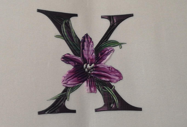 刺绣针织烫图烫画服装服饰逼真烫图