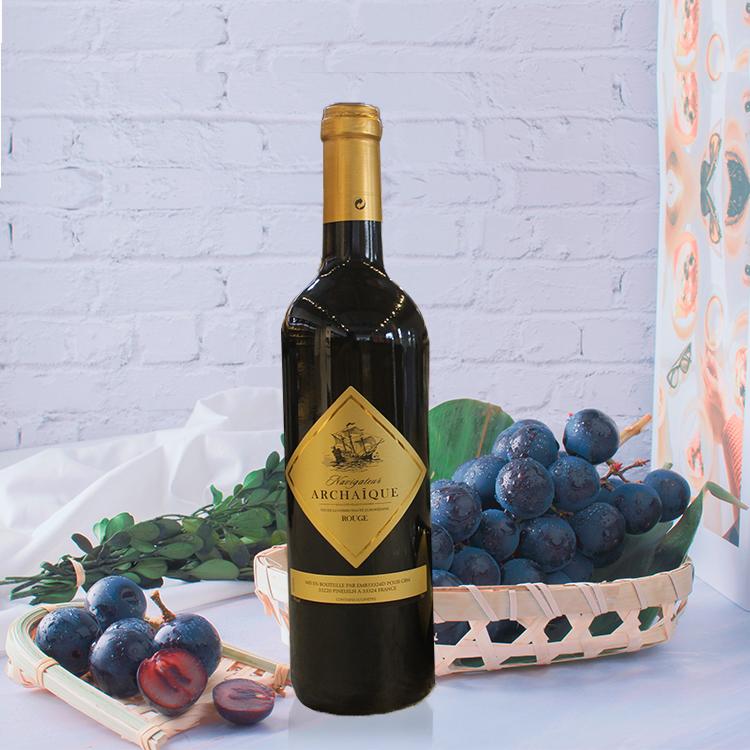法国古老方舟干红葡萄酒