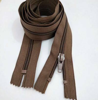 厂家直销 5号金属拉链  浅色闭尾 口袋钱包专用 颜色多样 款式齐全 支持定制