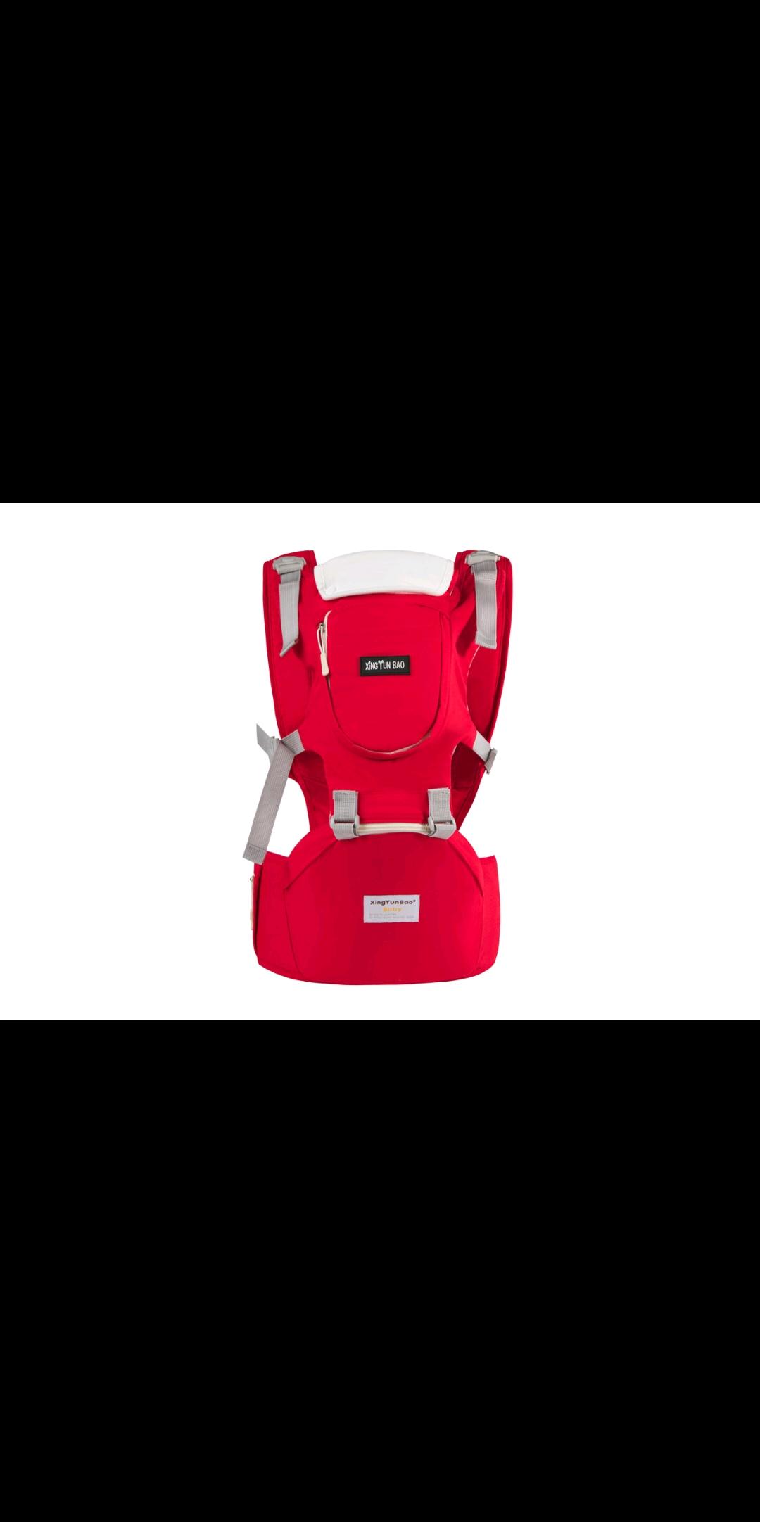 星韵宝厂家直销婴儿背带腰凳前抱式多功四季通用透气宝宝背带抱凳