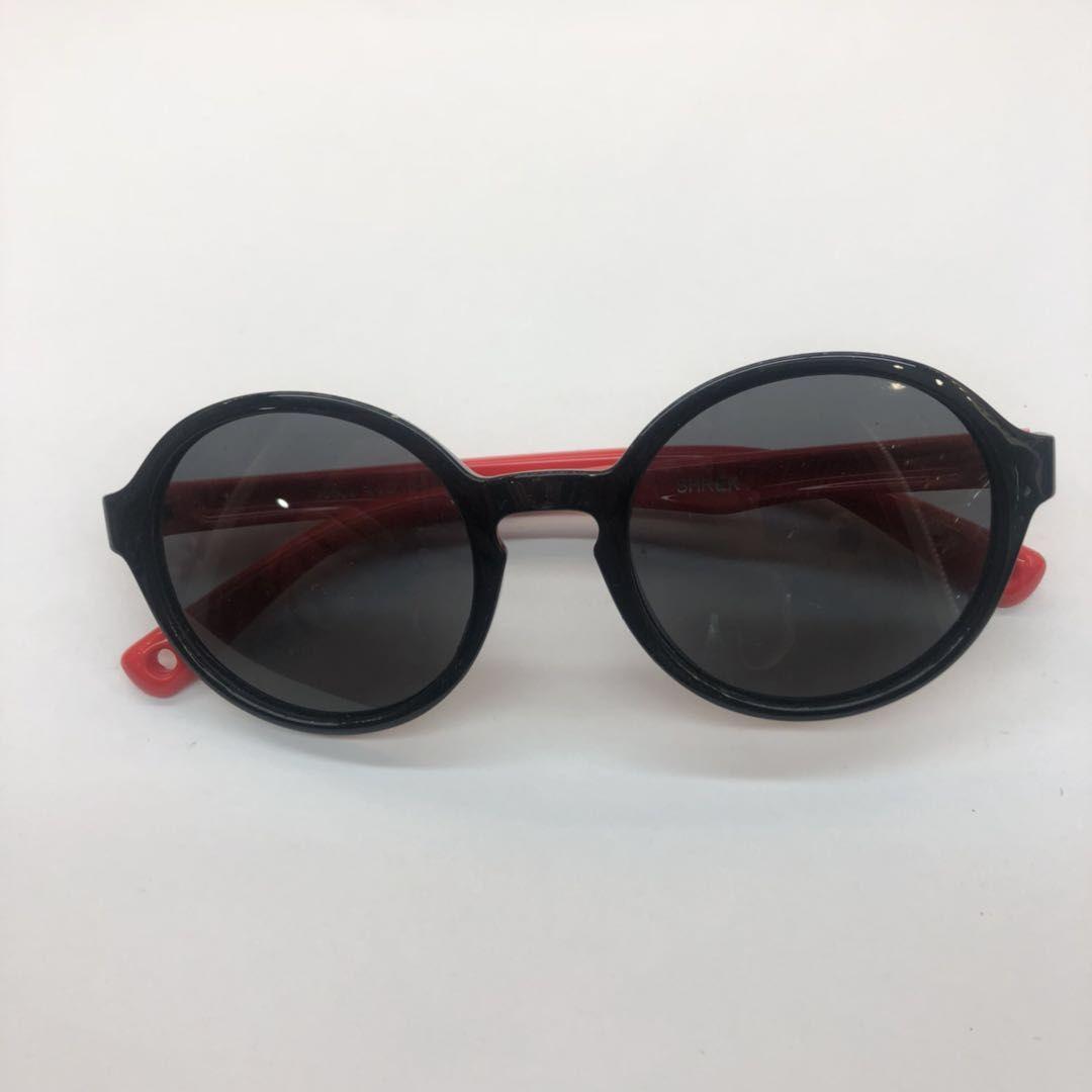 儿童太阳镜 女童墨镜 防紫外线偏光宝宝眼镜小孩时尚潮