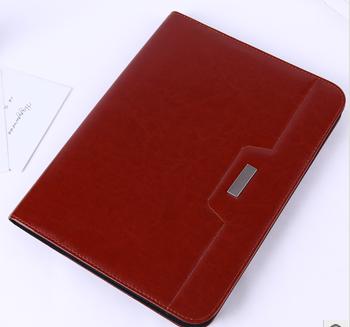 多功能商务办公签约本带计算器设计销售经理夹合同夹量房夹