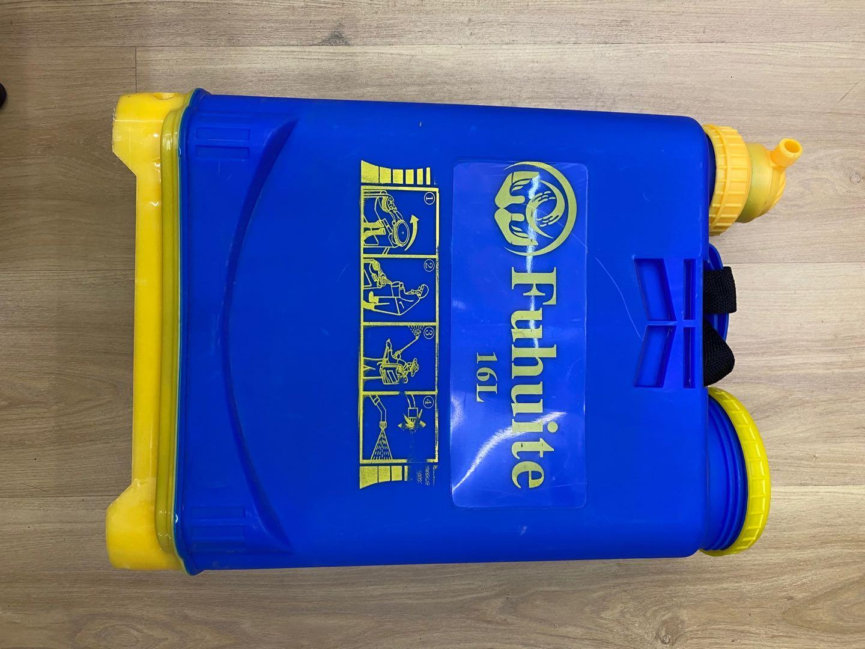 厂家直销加厚背负式电动喷雾器16L升农用打药机