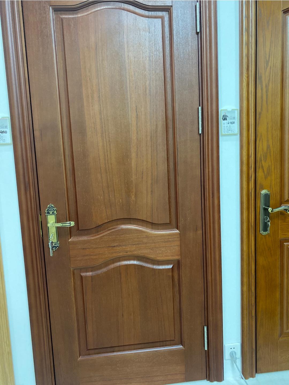 现代卧室门实木复合木门卫生间门