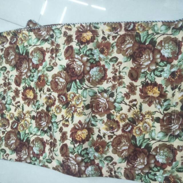 电脑绣花碎花枕套纯棉枕套