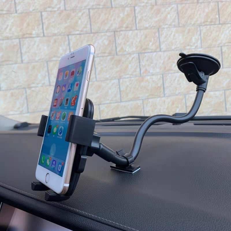 车载手机支架吸盘式前挡风玻璃汽车支架车用加长