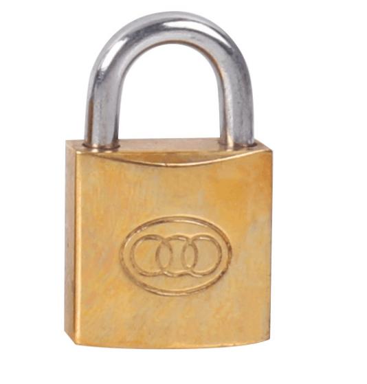 挂锁 纯铜挂锁 老式室外大门锁 通开铜挂锁