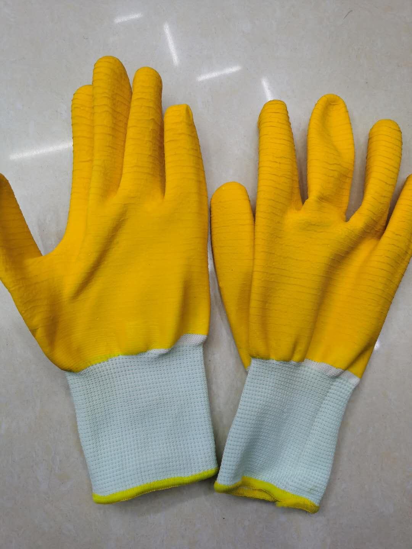 全浸乳胶工业手套