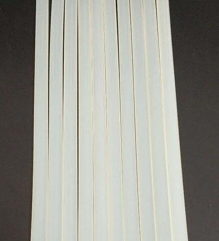 胶棒7mm  环保型透明热熔胶棒批发 白色透明热熔胶条