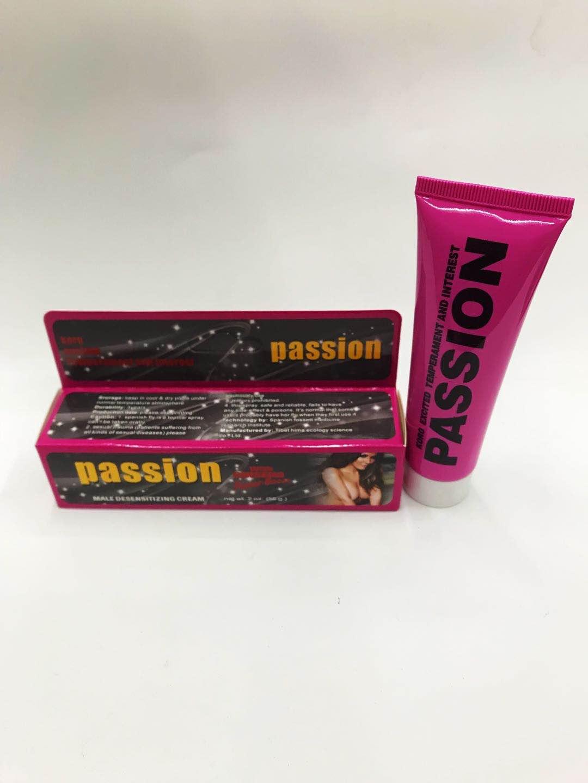 Passion全英文阿拉伯文女用外用软膏男女情趣用品