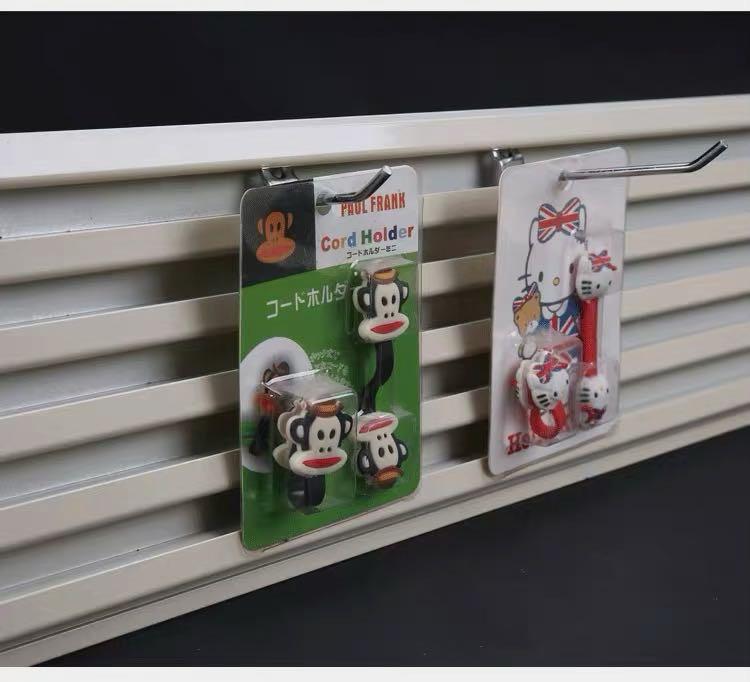 红太阳铝槽板15CM*600CM 安装墙面内放板钩展示产品