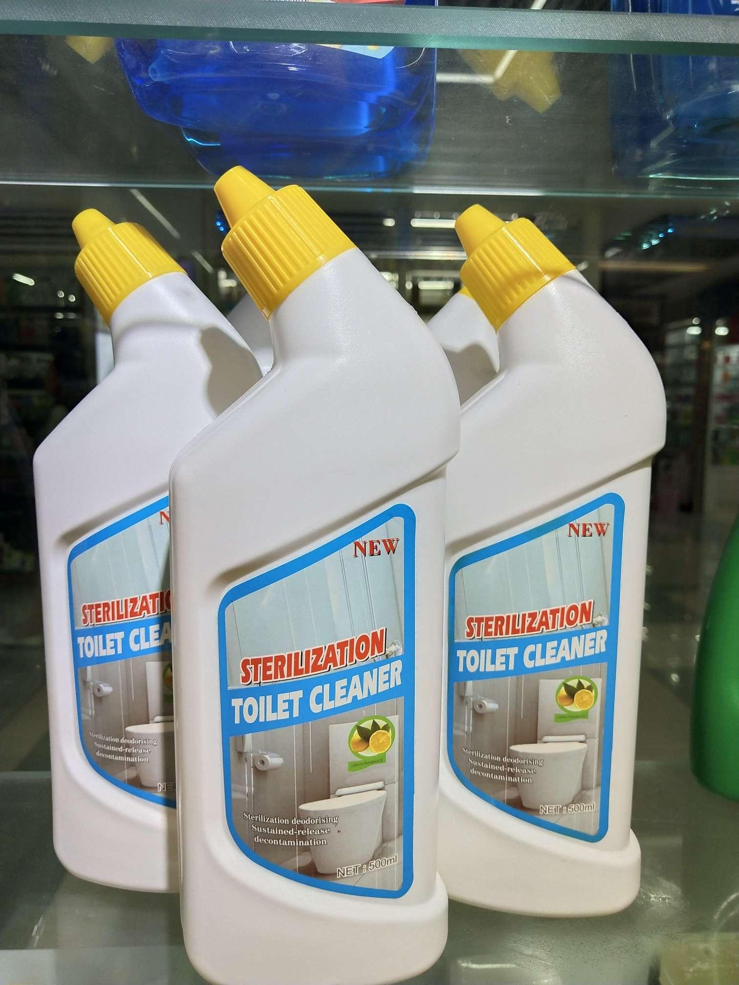 马桶清洁剂