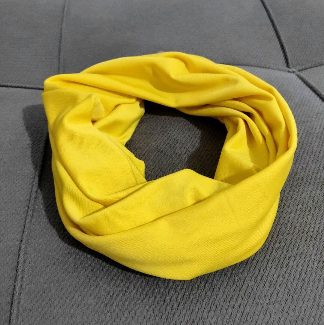 3D 印花 无缝魔术头巾厂家直销