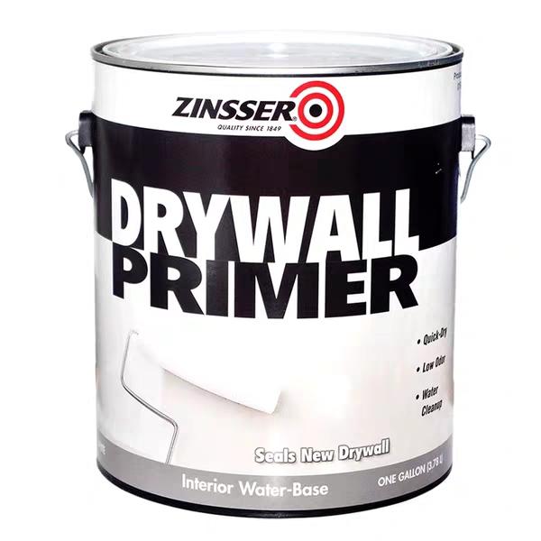 美国原装进口津色石膏板墙面天花板防水防霉抗碱专用底漆
