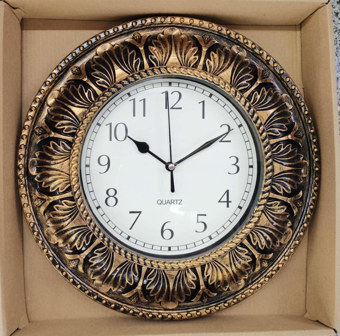 欧式创意复古挂饰钟表