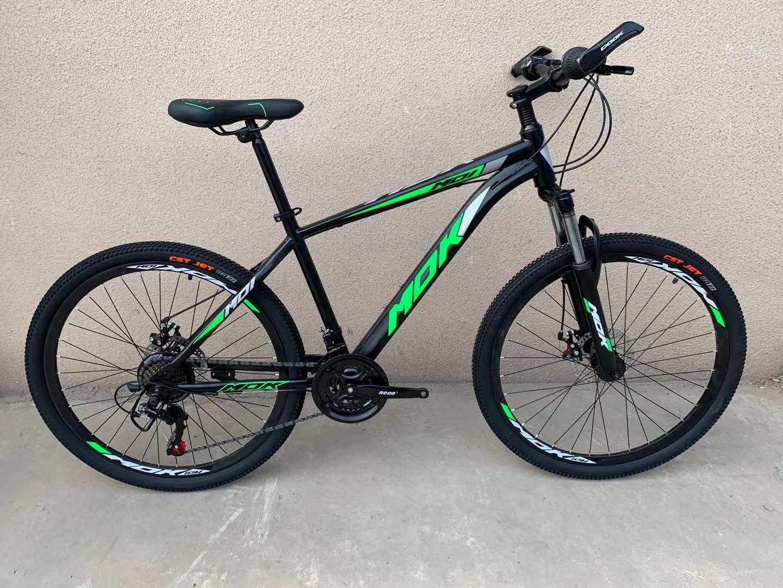 自行车26寸21速转把变速山地车成人自行车