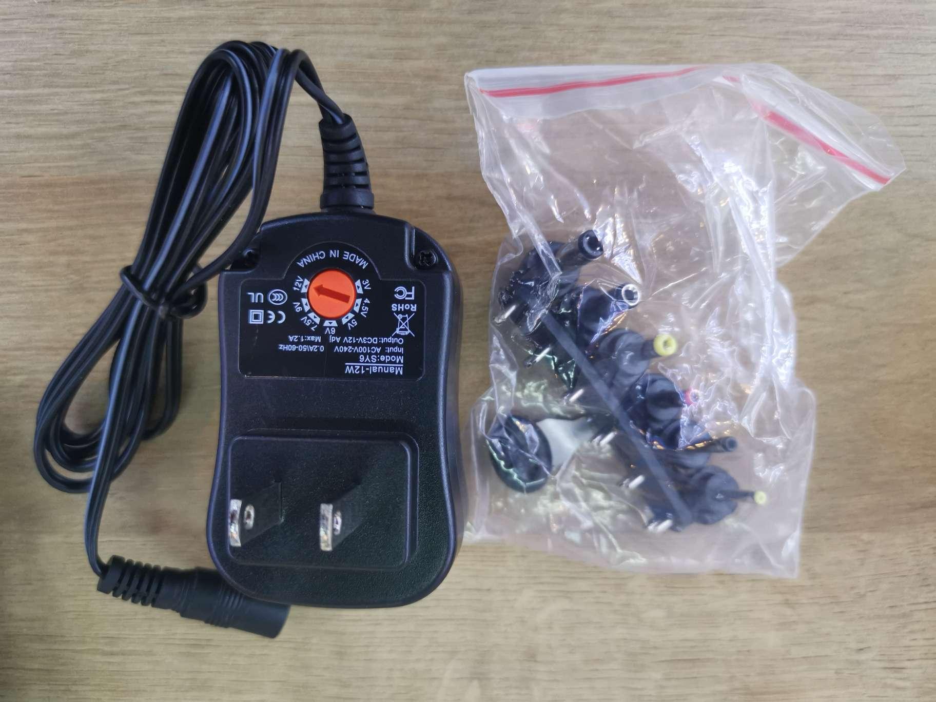 30W多功能充电器 欧规/美规