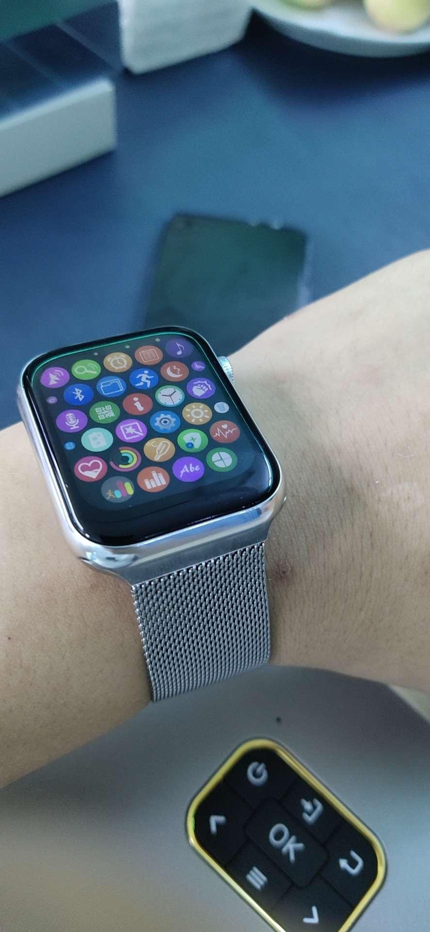 K8智能高端功能完美手表 可接打电话