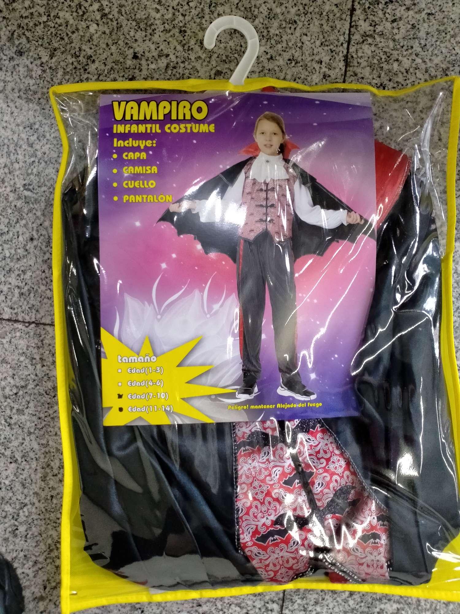 HSG8855  万圣节儿童服装cosplay服装  男鬼衣服