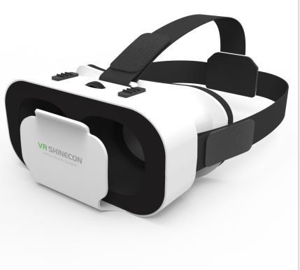 千幻魔镜五代SC-G05A 新款爆款 3D虚拟现实VR眼镜、智能手机游戏高清vr眼镜