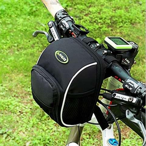 折叠自行车车头包山地车车首包骑行包代驾滑板电动车车前包车把包