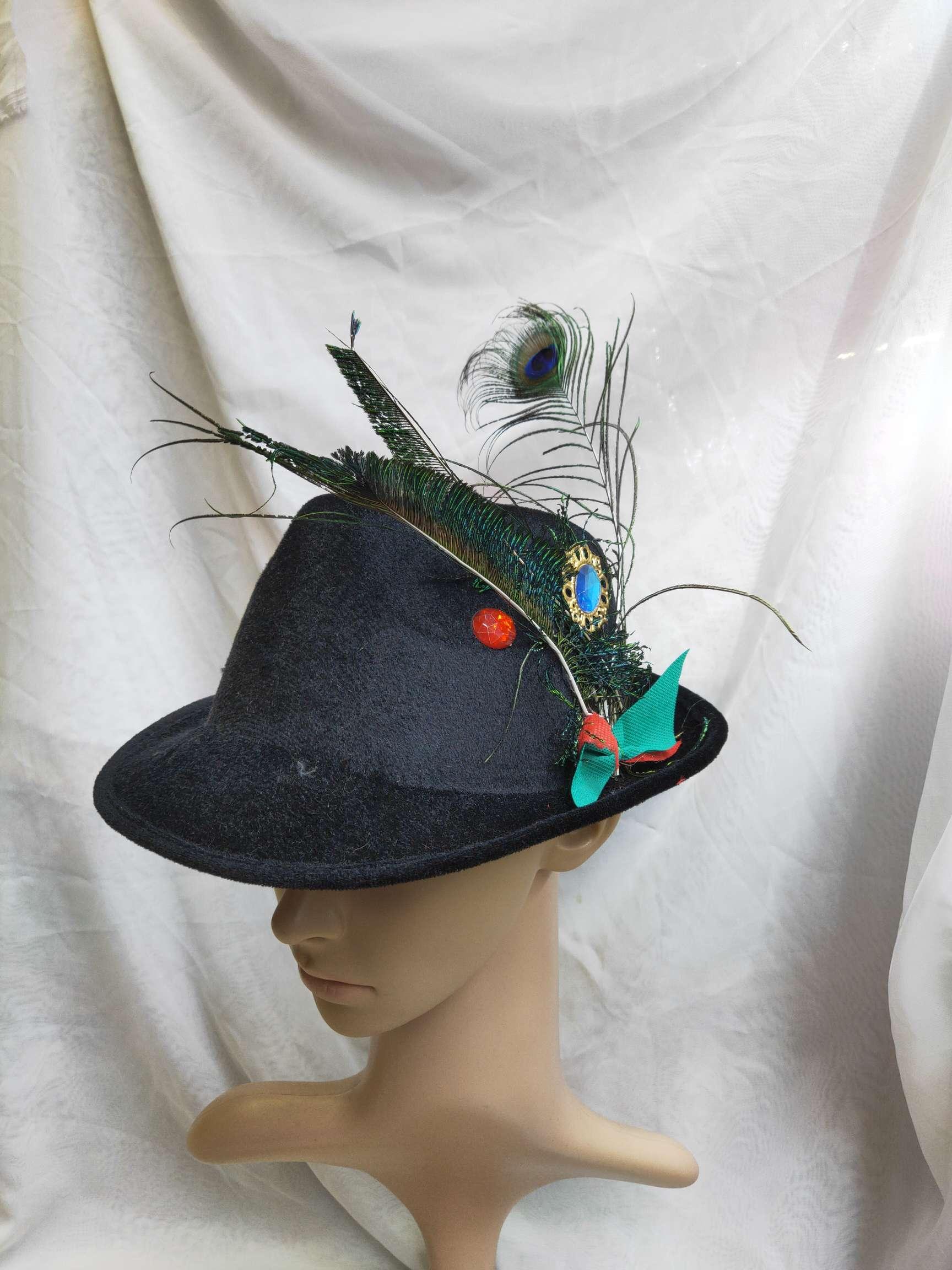 节日新款礼帽