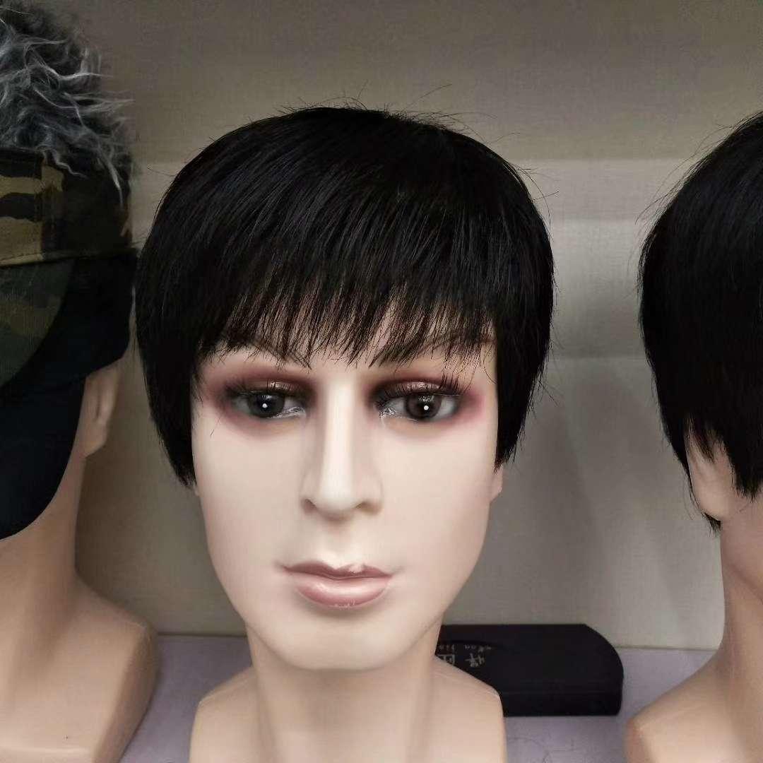 真人发,织发,纯手工编织,妈妈款,篷松款妈妈首选100%真人发。