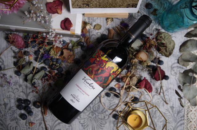 霍拉舞赤霞珠干红葡萄酒 普嘉利1827红酒