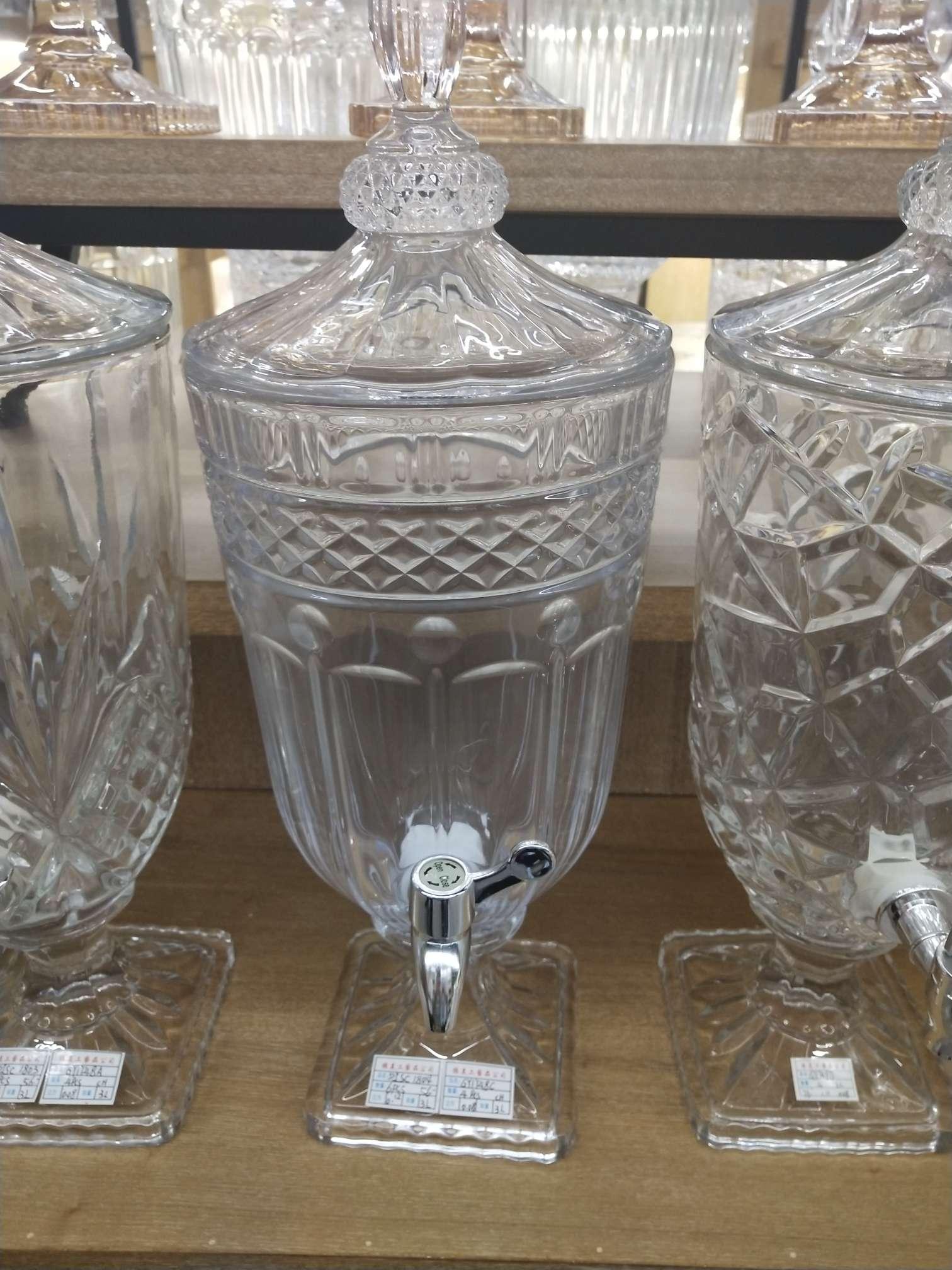 3升玻璃水壶