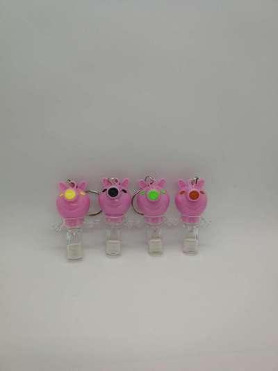 发光玩具 闪光小猪口哨 活动赠r送 厂家直销
