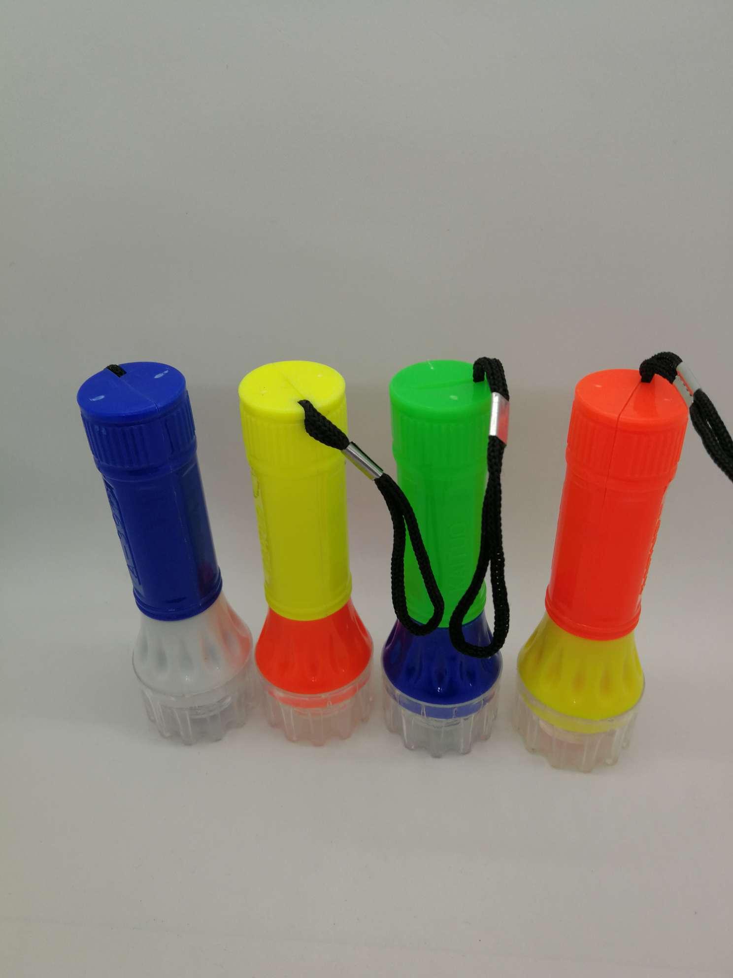 发光玩具 白光伸缩方便携带手电筒 活动赠送 厂家直销