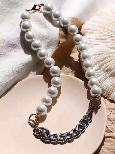 珍珠项链041