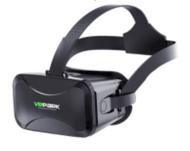 VR眼镜PARK -V7  新款爆款3D虚拟现实VR眼镜、智能手机游戏高清vr眼镜