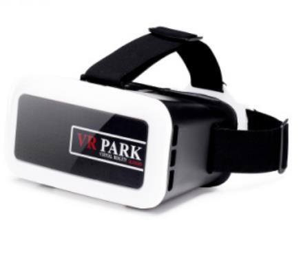 VR眼镜PARK -V2  新款爆款3D虚拟现实VR眼镜、智能手机游戏高清vr眼镜