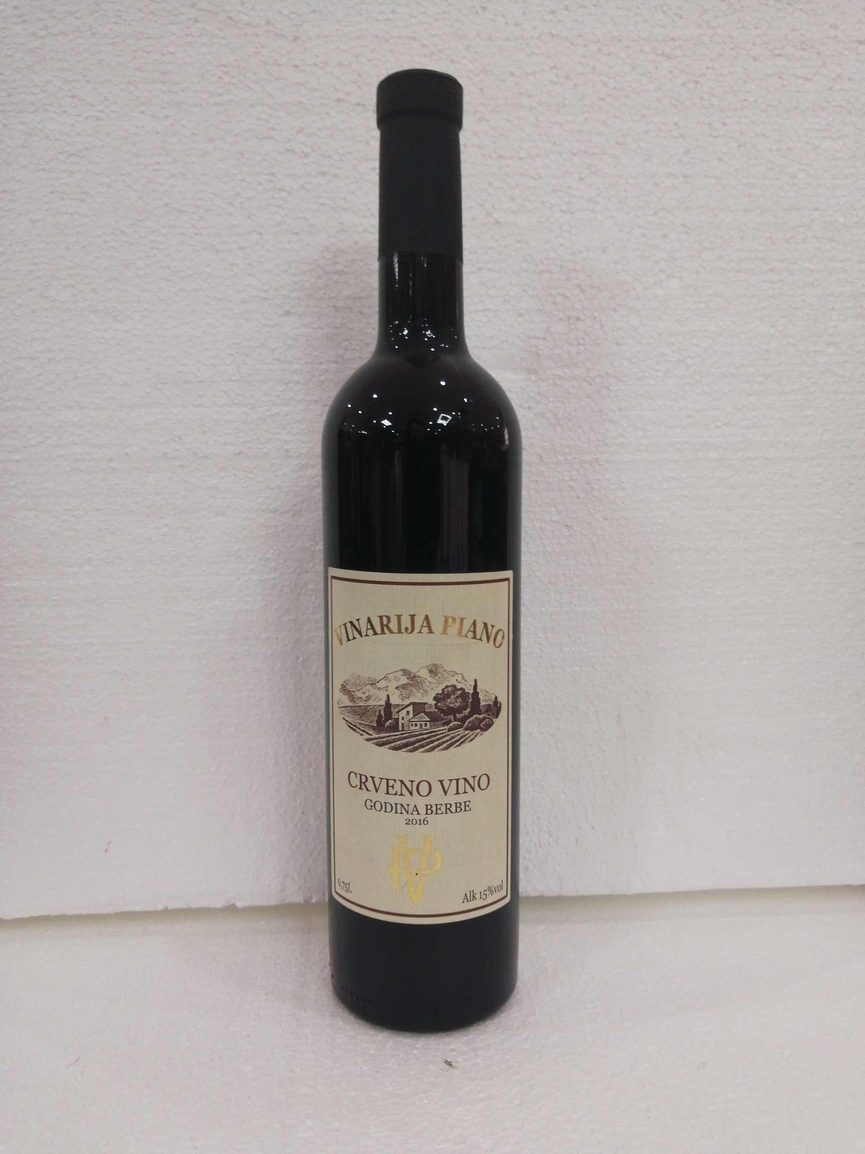 乔纳普诺干红葡萄酒