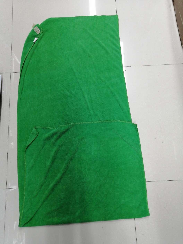 绿 色 大号 毛巾 专业 汽 车 配件 汽车 用 品