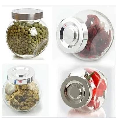 玻璃调料罐储物瓶