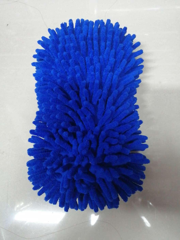 蓝色擦车巾 专业 汽车配件 汽车用品