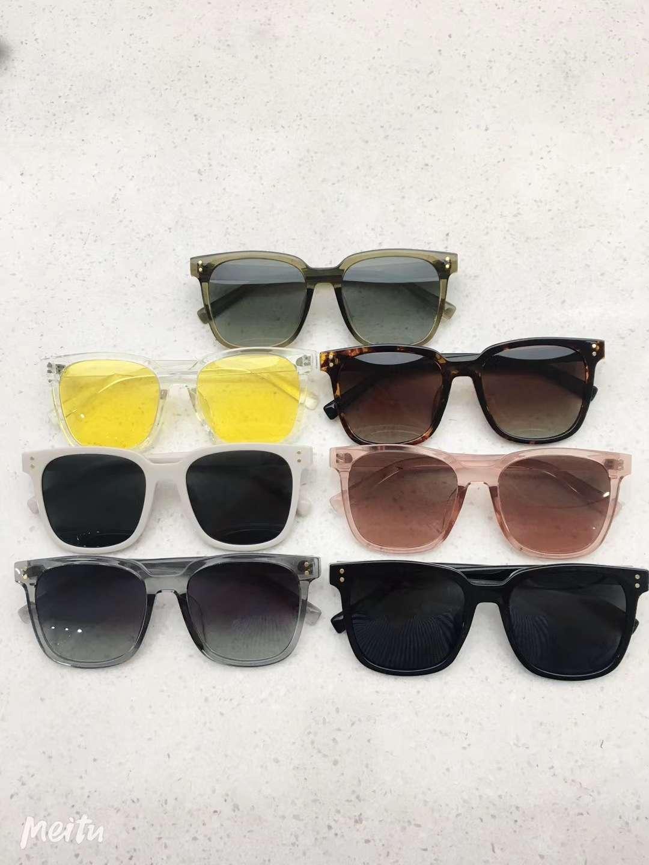 偏光太阳镜,平光镜,时尚,潮流,百搭,复古,大框。