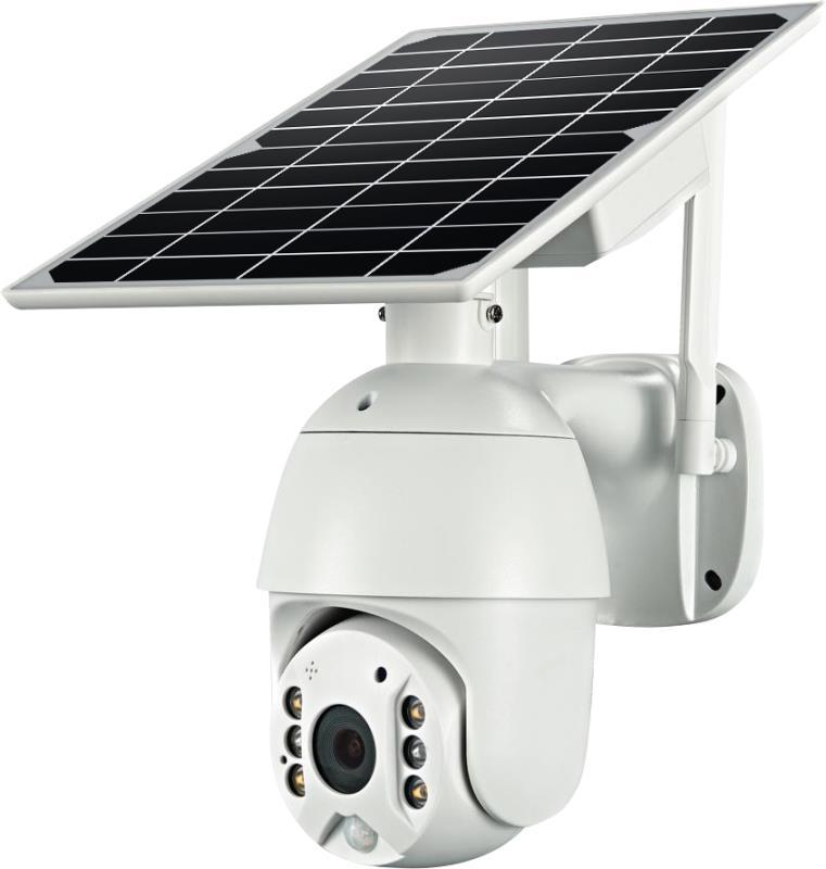 太阳能WIFI 射像头