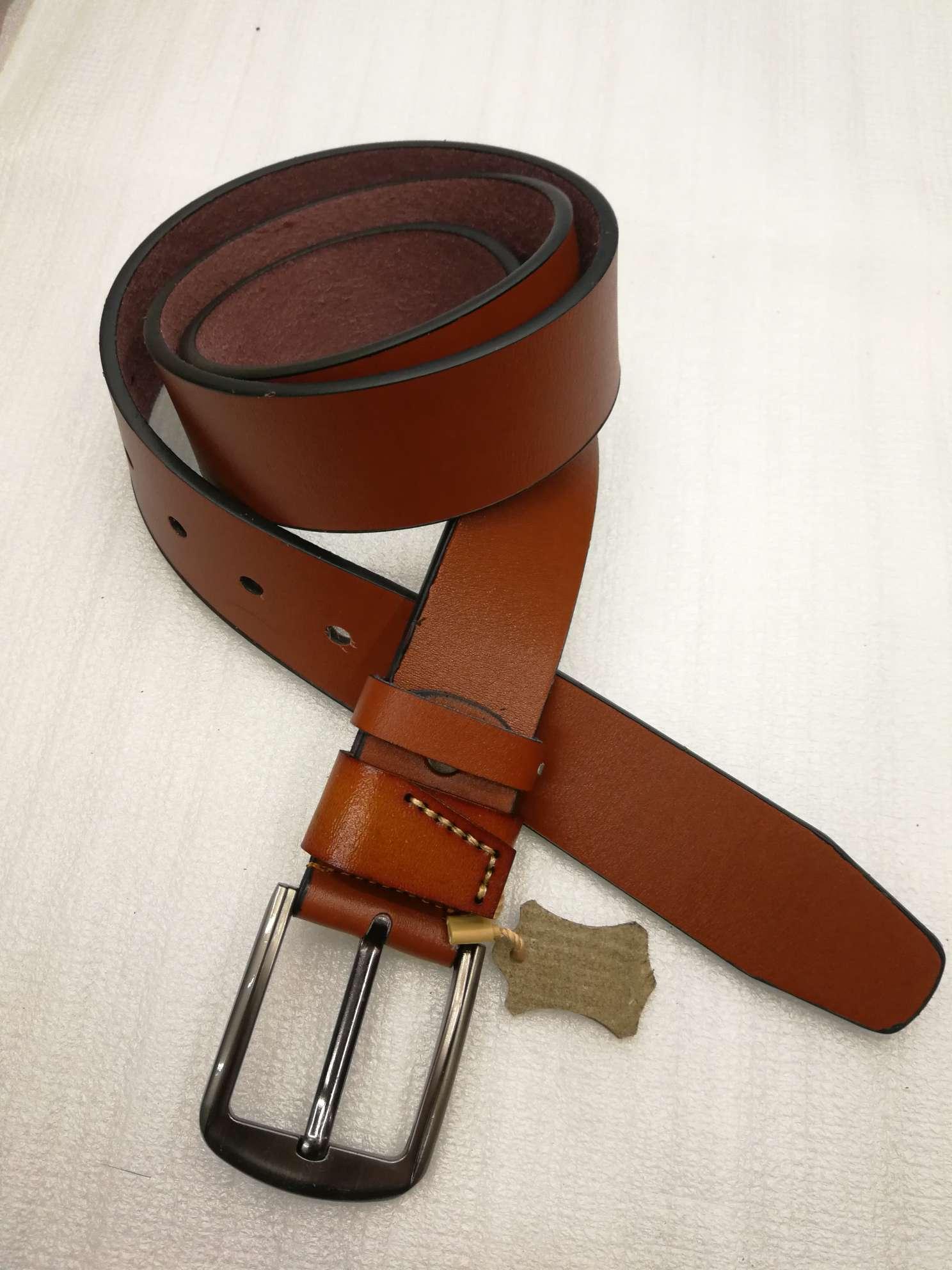 义乌好皮带AB0062韩版潮流针扣休闲时尚男女士腰带厂家直销供应内销外贸