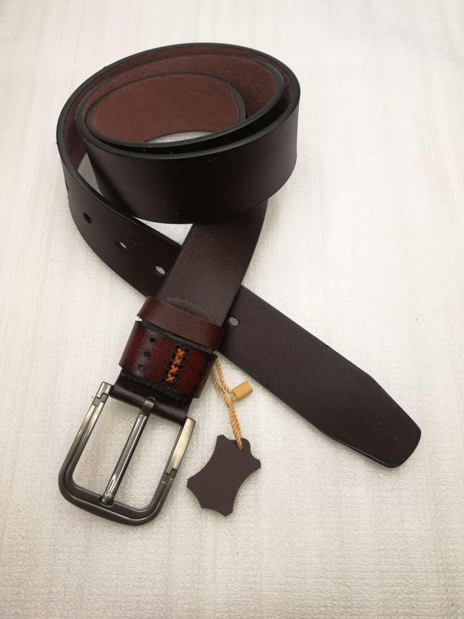 义乌好皮带AB0061韩版潮流针扣休闲时尚男女士腰带厂家直销供应内销外贸