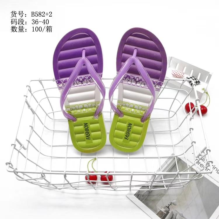 YF一帆鞋业,经典百搭舒适不挤脚男女沙滩鞋经典百搭舒适韩版时尚女人字拖87454