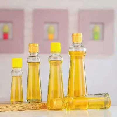 玻璃油瓶 麻油瓶 调味瓶