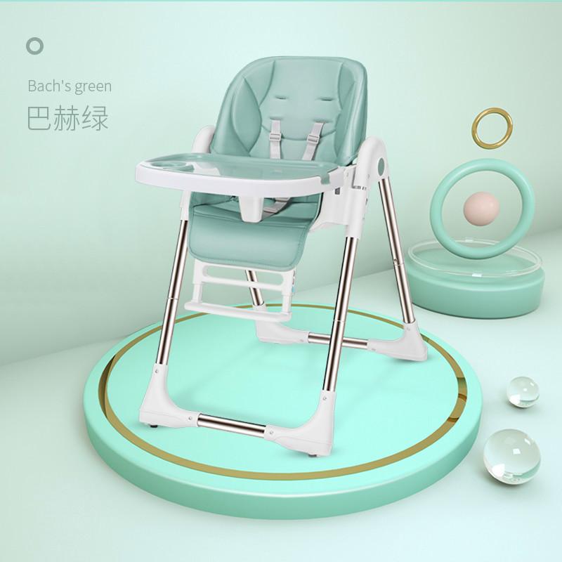 义乌好货儿童多功能餐椅0产品材质:环保pp+不锈钢管+pu垫