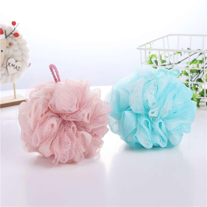 2个装优质环保超柔浴花搓澡神器套装
