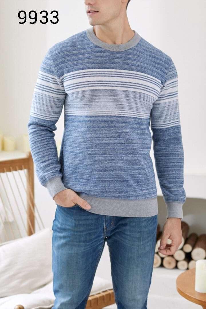 2020蚕丝绒暖肤发热时尚保暖男士内衣耐磨抗皱简约时尚保暖舒适9933