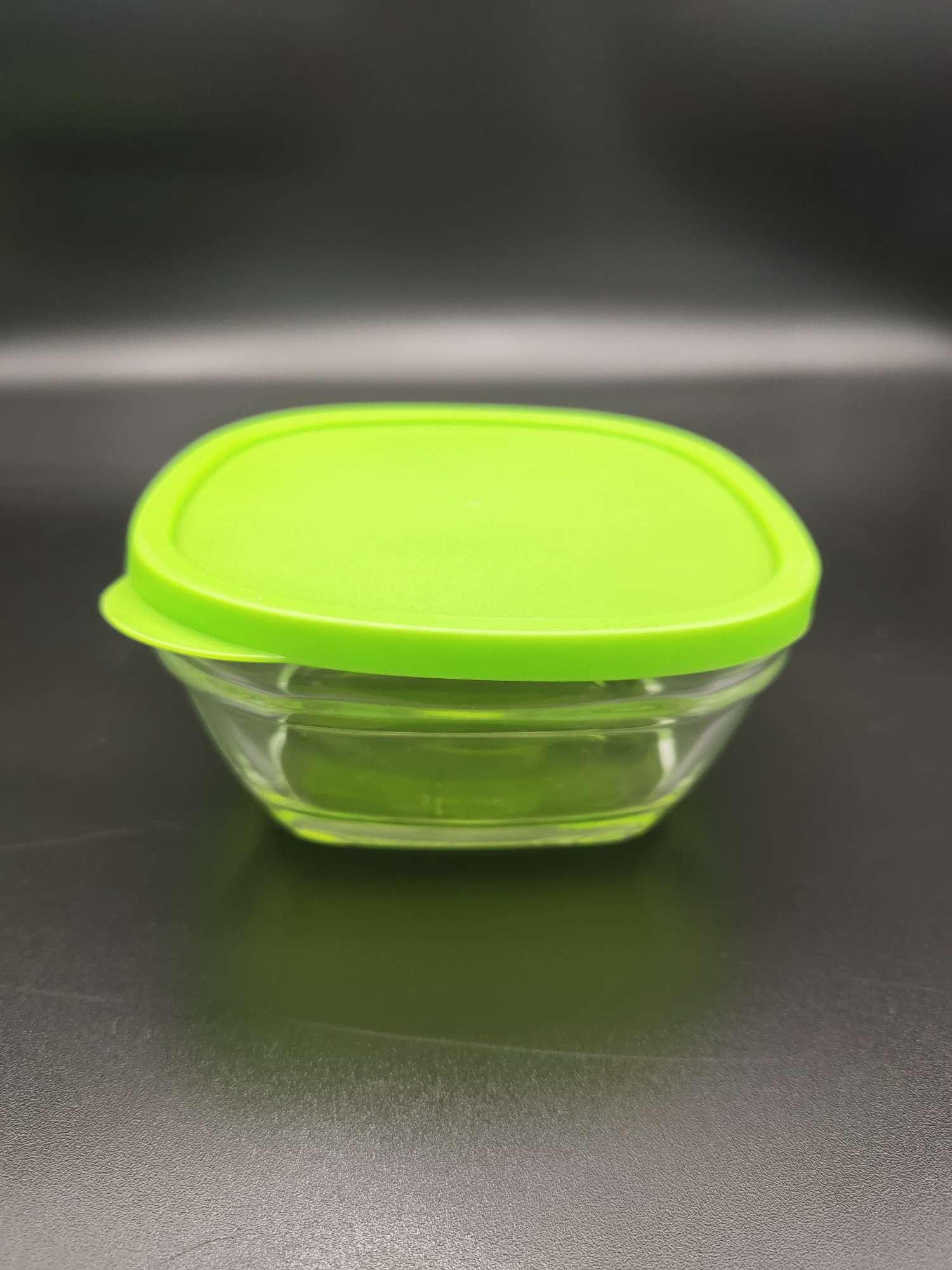 玻璃保鲜盒带盖玻璃碗
