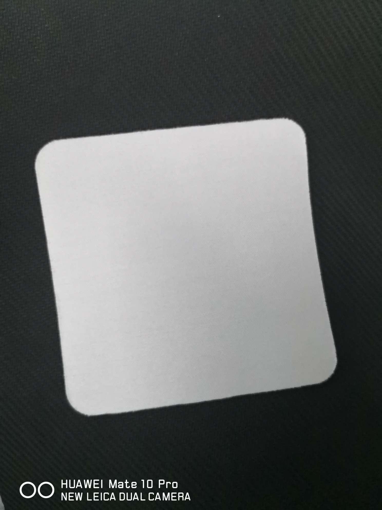 广告防滑杯垫 天然橡胶茶杯垫