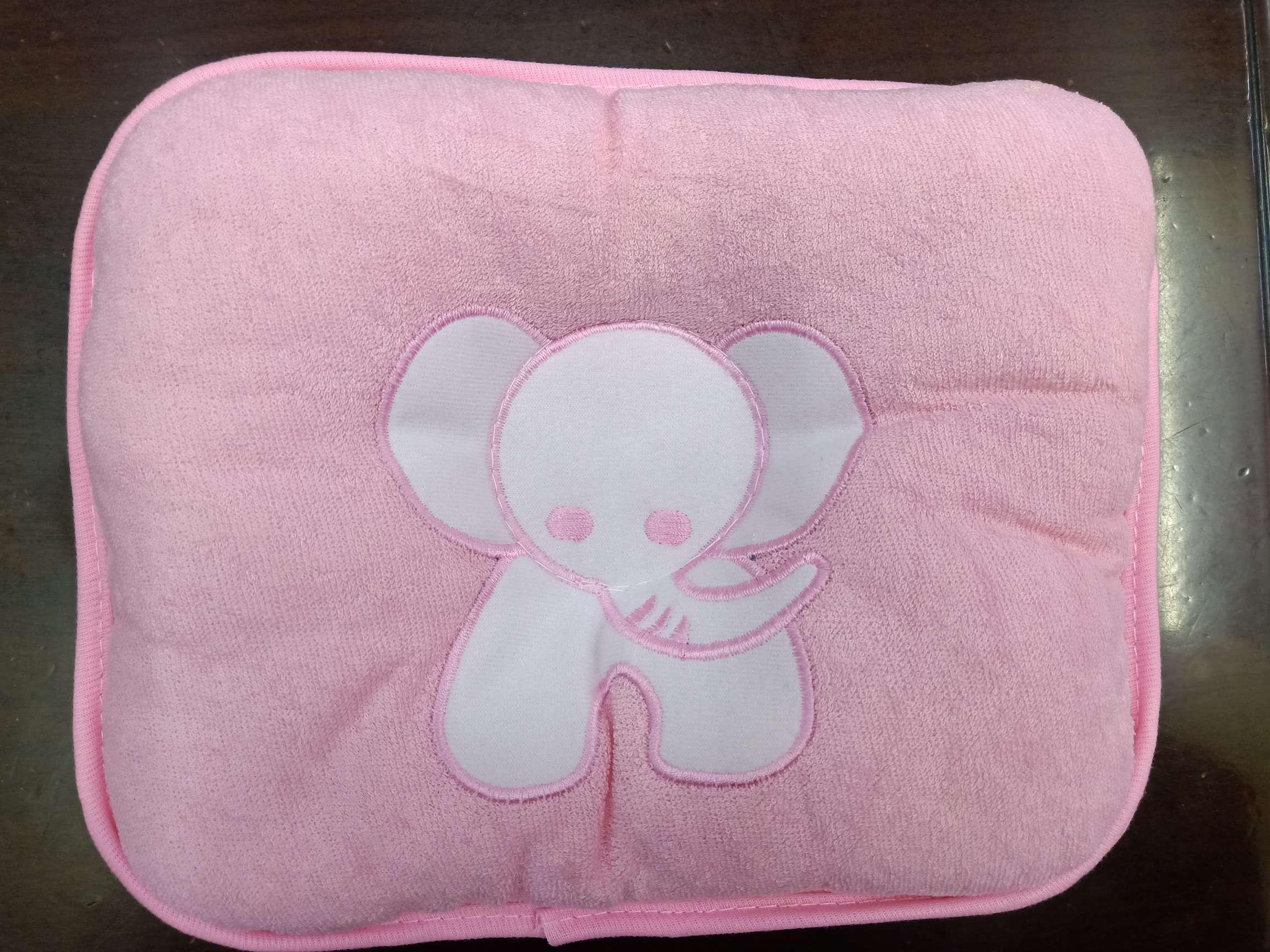 婴儿定型大象枕头